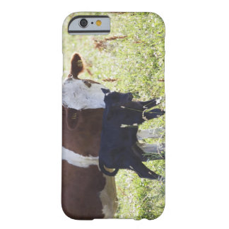 Cow and calf barely there iPhone 6 case
