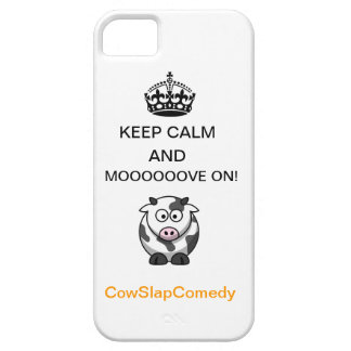 cow art iPhone 5 case