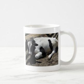 cow baby coffee mug