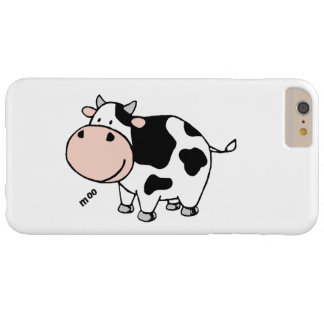 Cow Barely There iPhone 6 Plus Case