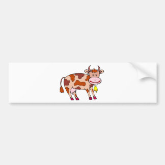 Cow Bell Bumper Stickers