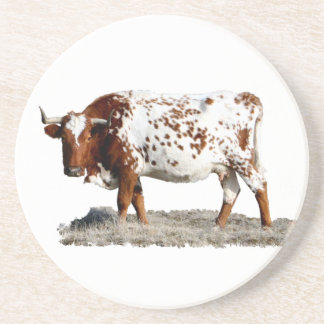 COW BEVERAGE COASTERS