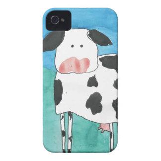 Cow Blackberry Case-Mate Case