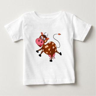 cow cartoon beautiful illustration baby T-Shirt