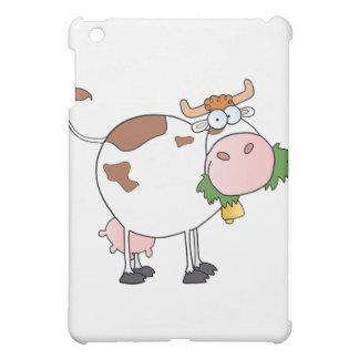 Cow Cartoon Character iPad Mini Case