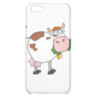 Cow Cartoon Character iPhone 5C Covers