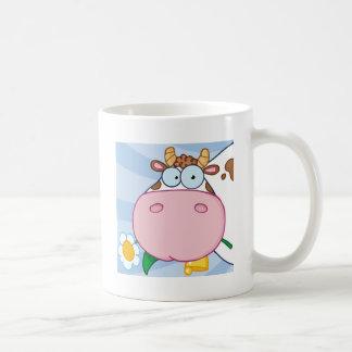 Cow Cartoon Character Mugs