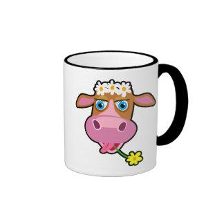 Cow cartoon mug