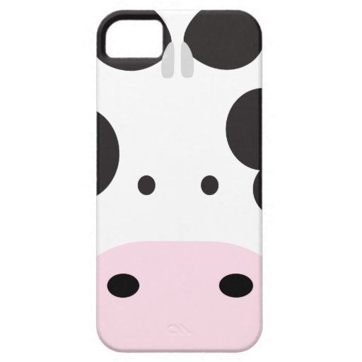 Cow! iPhone 5 Covers