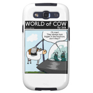 Cow Catalogues Galaxy SIII Case