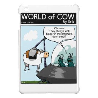 Cow Catalogues iPad Mini Cover
