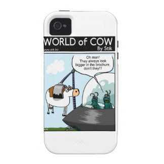 Cow Catalogues iPhone 4/4S Case
