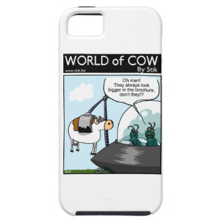 Cow Catalogues iPhone 5 Cover