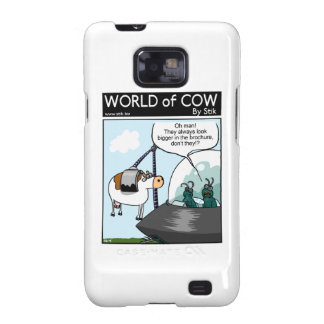 Cow Catalogues Samsung Galaxy SII Case