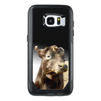 Cow Chewing Hay, Otterbox Samsung Galaxy S7 Case