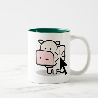 Cow Clicker Mug