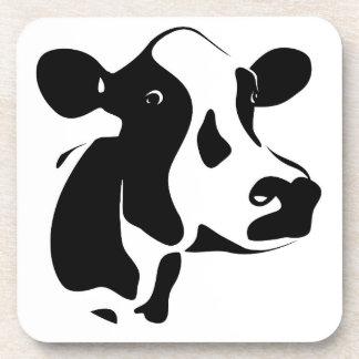 Cow Coaster Set
