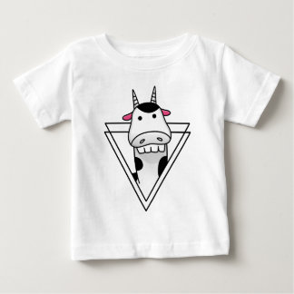 Cow Evolution Apparel Baby T-Shirt