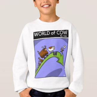 Cow Evolution Sweatshirt