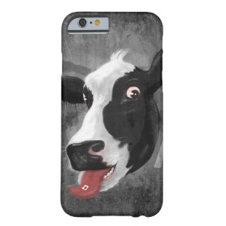 Cow Face Barely There iPhone 6 Case