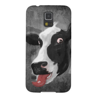Cow Face Cases For Galaxy S5