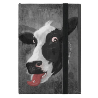 Cow Face Cover For iPad Mini