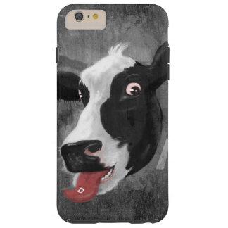 Cow Face Tough iPhone 6 Plus Case