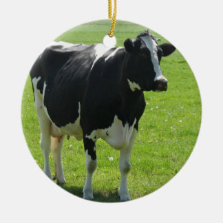 Cow Farm Animal Ornament