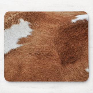Cow Fur Mousepad