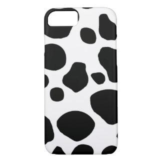 Cow fur skin hide cute nature animal pattern iPhone 8/7 case