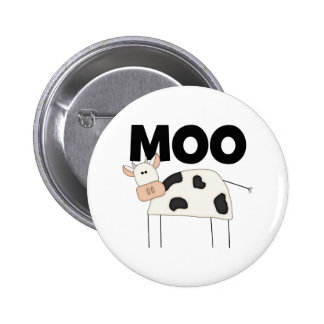 Cow Gifts 6 Cm Round Badge