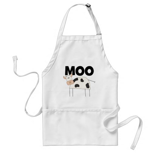 Cow Gifts Apron