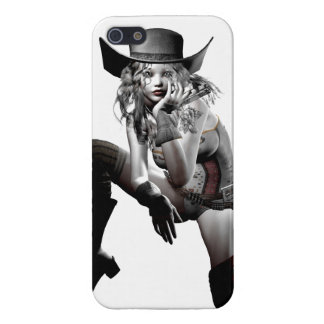 Cow girl iPhone 5 cases