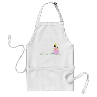 Cow Girl Standard Apron