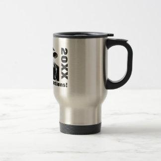 Cow Grad U Lations! Congratulations Graduates! Coffee Mugs