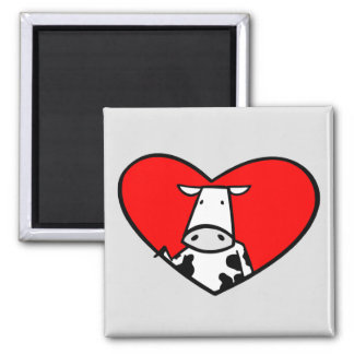 Cow Heart magnet