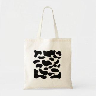 Cow Hide Budget Tote Bag
