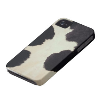 Cow Hide iPhone 4 Cover