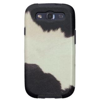 Cow hide galaxy SIII case