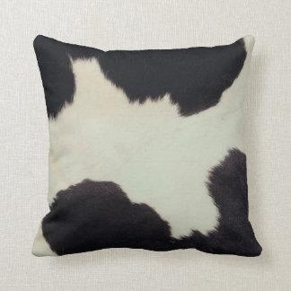 Cow Hide Cushion