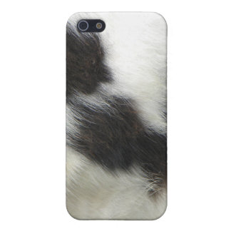 Cow Hide iPhone 5 Case