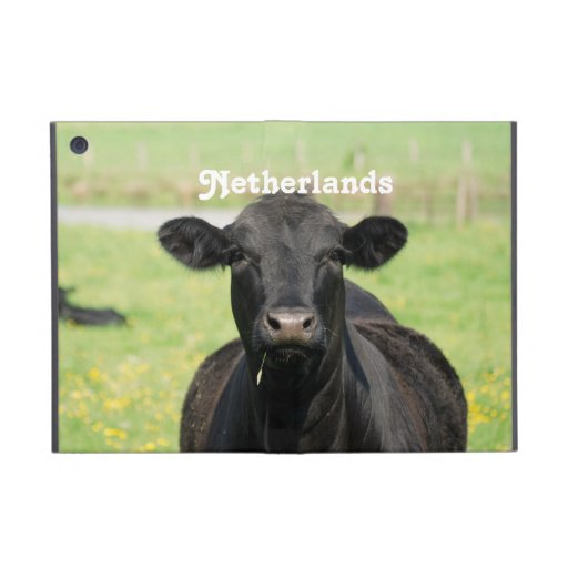 Cow in Netherlands iPad Mini Cases