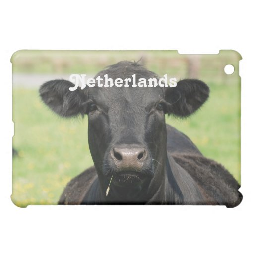 Cow in Netherlands Case For The iPad Mini
