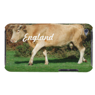 Cow in New Forest Barely There iPod Case