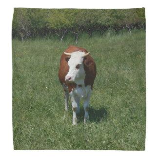 Cow In The Pasture Head Kerchief