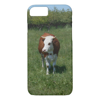 Cow In The Pasture iPhone 8/7 Case