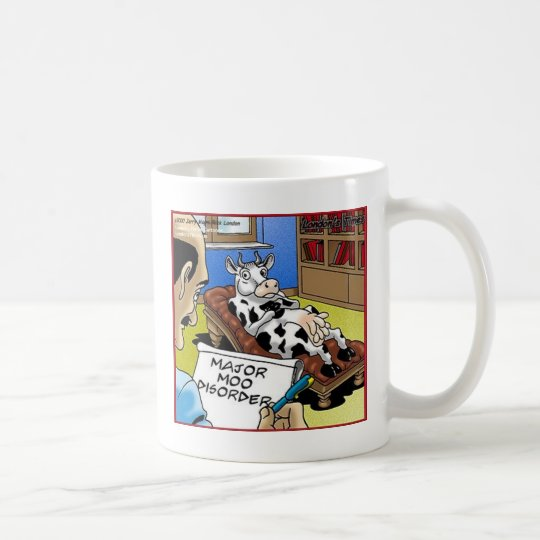 Cow In Therapy 4 Mooo Disorder Gifts Tees