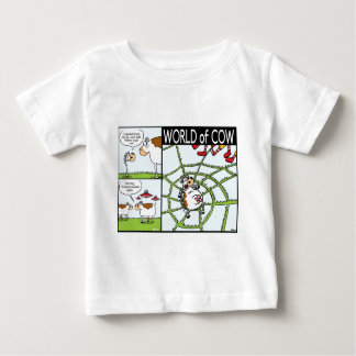 Cow Invasion, Extreme Lip-Biting and Burger Spider Baby T-Shirt