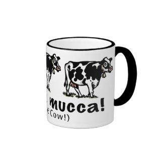 cow_italian_1 coffee mug