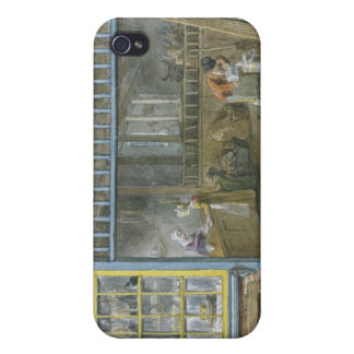 Cow Keeper, 1825 iPhone 4/4S Cases